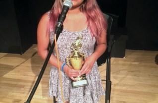 Diaz Wins 'Pali's Got Talent'