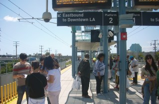 Riding the Expo Line