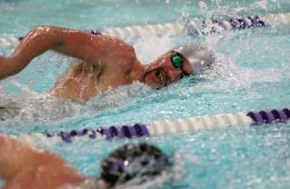 Hacker: Colgate Standout Swimmer