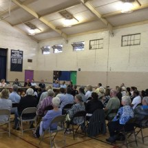 The Pacific Palisades Parks Advisory Board meeting on July 6.