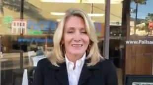 Susan Payne, president of the Pacific Palisades Chamber of Commerce