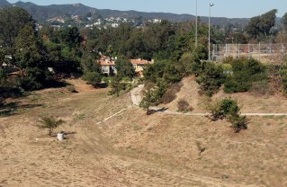 Potrero Park has been under construction since the mid-1980s. Photo: Matthew Stockman