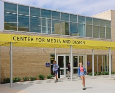 """Santa Monica College will offer a first-ever free """"Media & Tech Summer Experience"""" for California high school students this summer at its new $115-million Center for Media and Design campus on Stewart Street. Photo: Charles Mark-Walker"""