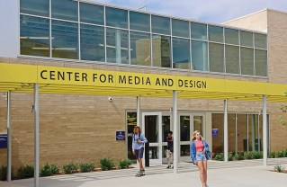 "Santa Monica College will offer a first-ever free ""Media & Tech Summer Experience"" for California high school students this summer at its new $115-million Center for Media and Design campus on Stewart Street. Photo: Charles Mark-Walker"