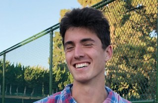 PaliHi's Danilo Milic Finds Joy in Playing Tennis