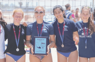 PaliHi Beach Volleyball Begins Play