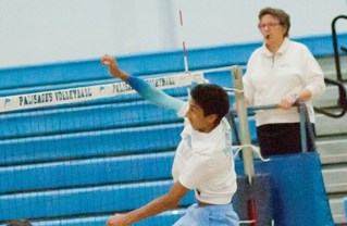 PaliHi's Akhil Tangutar Chosen Player Of the Year for Boys Volleyball