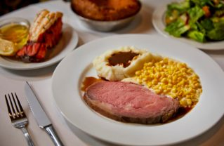 Winter dineL.A. – Prime Rib and Seafood at Lawry's