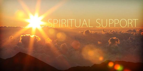 Spiritual support from Palisade Methodist