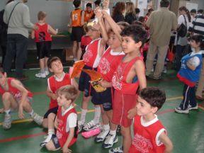Progetto scuola Pallacanestro Grugliasco