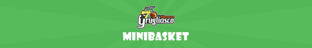 Corsi Minibasket - Pallacanestro Grugliasco