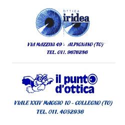 Punto D'ottica - Ottica Iridea