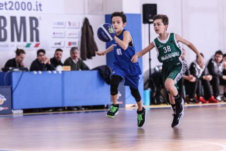 3° Epiphany Basket - Contropiede difensivo