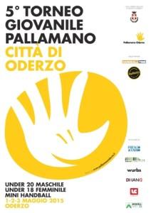 Quinto Torneo Giovanile Pallamano Oderzo
