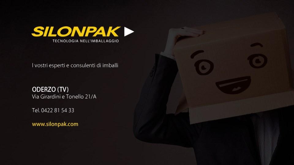 Silonpack         -              tecnologia nell'imballaggio
