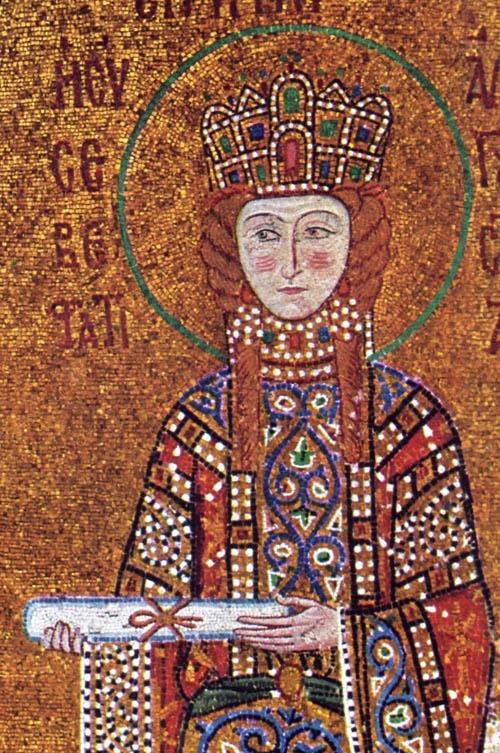 Augusta Eirene from Hagia Sophia