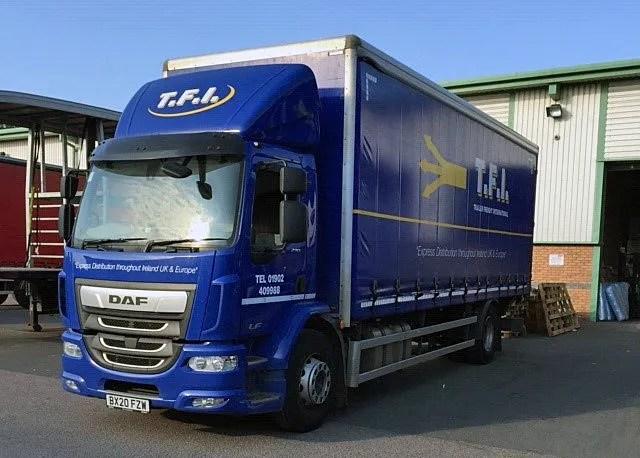 Trailer Freight International