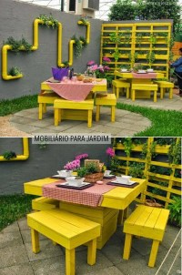 Inspired Pallet Furniture Ideas | Pallet Furniture Projects.