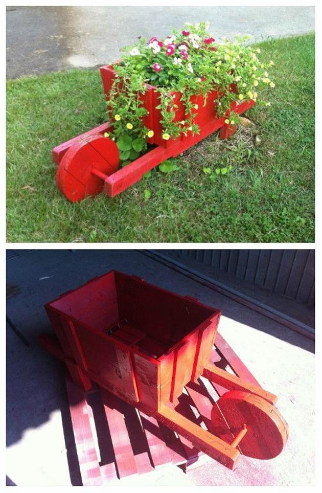 wood patio chair plans little rocking pallet planter ideas | furniture projects.