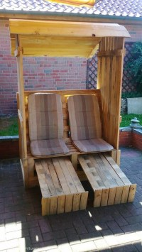 Recycled Furniture From Pallets