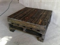 Recycled Wood Pallet Tables and Chairs | Pallet Furniture ...