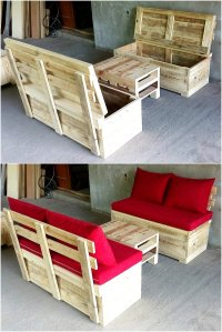 Creative DIY Ideas With Reclaimed Wood Pallets | Pallet Ideas