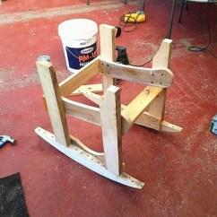 Diy Pallet Rocking Chair Plans Martha Stewart Patio Cushions Bird Art Wood Pallets Plan
