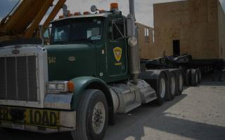 Palletized Trucking Houston