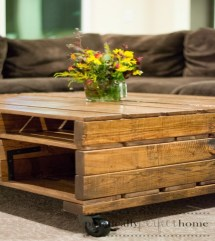Coffee Tables Of Pallets Pallet Ideas Recycled