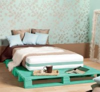 Cute Pallets Bed Ideas And Designs | Pallet Ideas ...