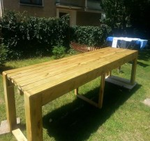 Pallets Bench Plans And Ideas Pallet Recycled
