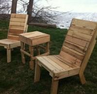 Outdoor Pallets Patio Furniture | Regina Mcgill