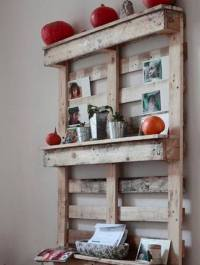 Pallets Wall And Shoe Storage Stands - My Decor - Home ...