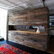 Decorate Walls With Pallets Beauty Pallet Ideas