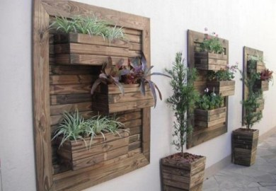Diy Patio Wall Decor
