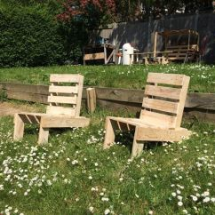 Folding Chair Types Bedroom Olx Pallets Made Chairs   Pallet Ideas: Recycled / Upcycled Furniture Projects.
