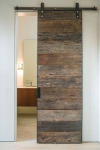 Up-cycled Wood Pallets Doors | Pallet Ideas: Recycled ...