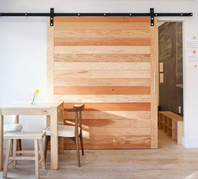 Upcycled Wood Pallets Doors  Pallet Ideas