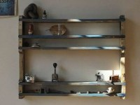Pallets Made Wall Shelves and Stands | Pallet Ideas ...
