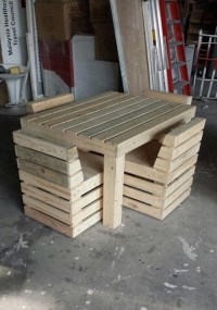 Pallets Creations at Showroom in Malaysia | Pallet Ideas ...
