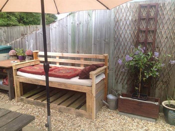 Creative Ways To Use Pallets Wood  Pallet Ideas