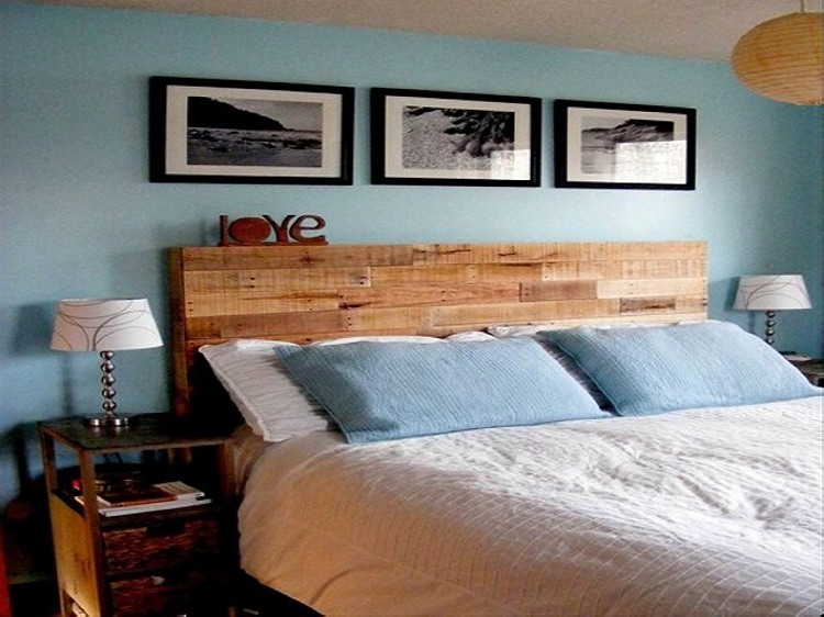 Cozy Pallet Headboard Ideas  Pallet Ideas