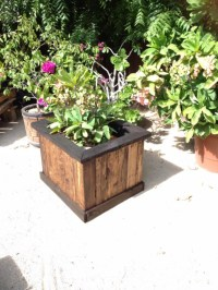 Pallet Garden Planter Box | Pallet Ideas: Recycled ...