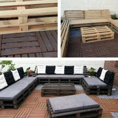 Diy Sofa From Pallets Bed Linen Uk Pallet Ideas And Plans Outdoor Sectional