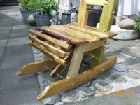 Stunning Pallet Made Patio Chairs | Pallet Ideas: Recycled ...