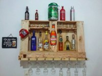 Recycled Wooden Pallet Shelves | Pallet Ideas: Recycled ...