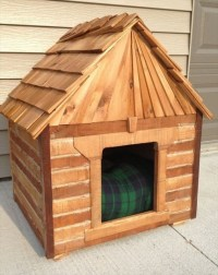 Pallet Made Dog Beds and Houses | Pallet Ideas: Recycled ...