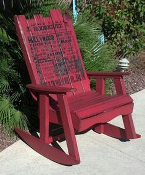 Ideas for Pallet Rocking Chairs  Pallet Ideas