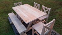 Patio Furniture Out Of Wood Pallets. Top With Patio ...