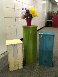Decor Craft Ideas with Wooden Pallets | Pallet Ideas ...